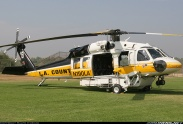 Sikorsky S70 Firehawk L.A. County